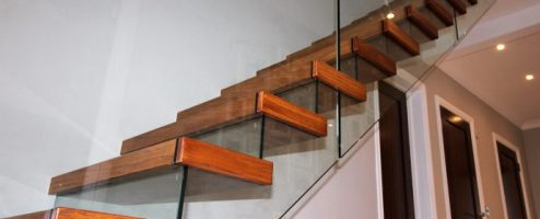 Cantilevered Stairs – JEA