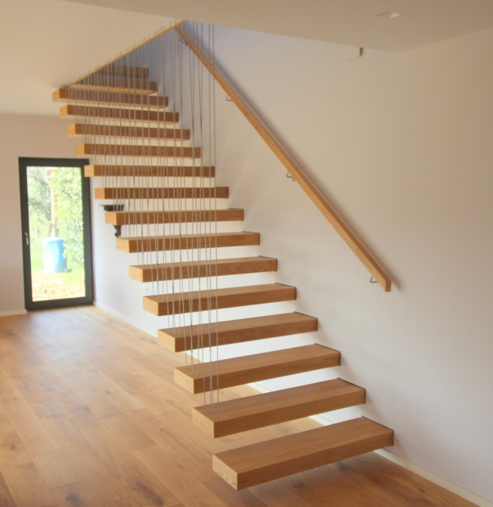 Modern stairs UK