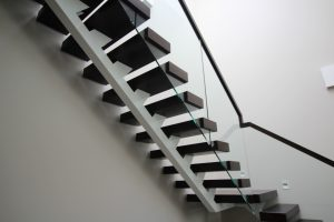 modern stairs dimensions UK design
