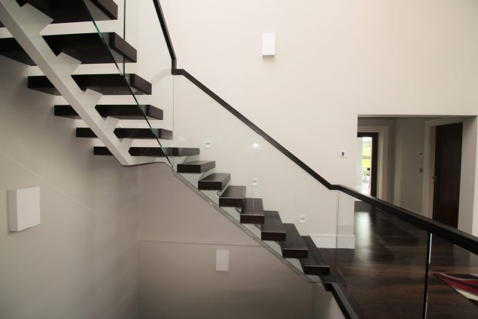 Floating Stairs modern stairs UK design custom ideas