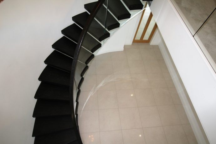 modern UK ideas bespoke custom made stairs