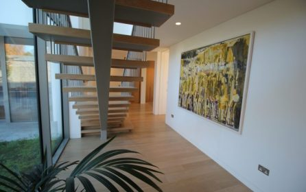 Modern Staircase Design tailor made