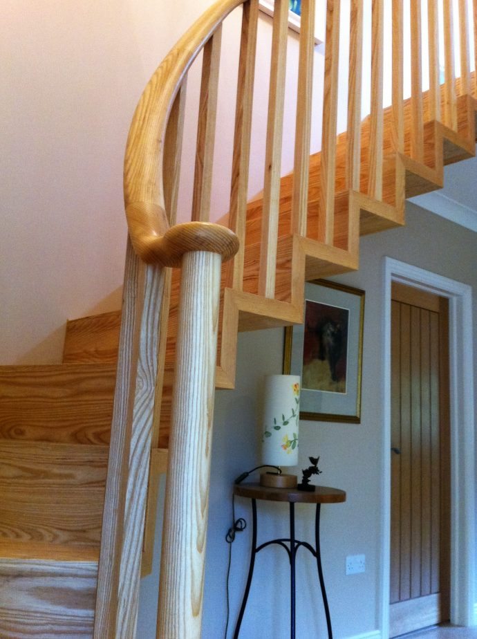custom stairs UK